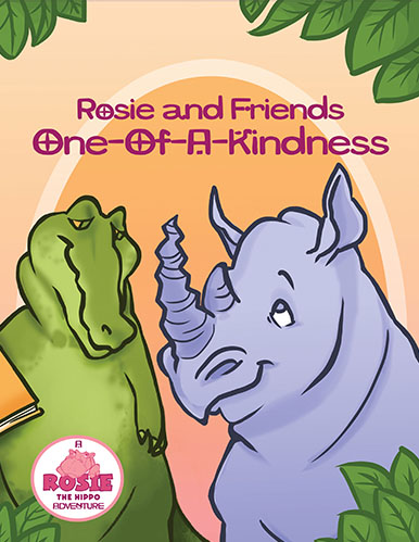 Book 3 One-Of-A-Kindness