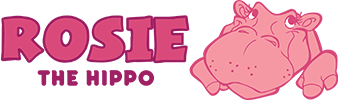Rosie the Hippo logo